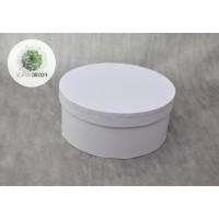 Papírdoboz fehér D16cm