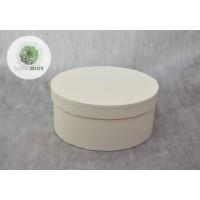 Papírdoboz krém D20cm