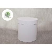 Papírdoboz fehér D16cm MAGASÍTOTT