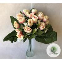 Bimbós rózsa csokor x18 (TÖBB SZÍNBEN!)
