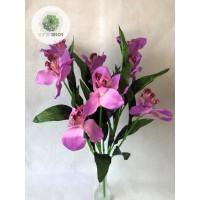 Orchidea csokor x9