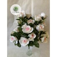 Rózsa csokor x24 (TÖBB SZÍNBEN!)