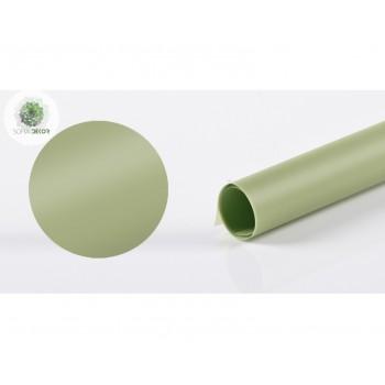 Csomagoló 58*58cm pasztel zöld (CSOMAG ÁR!)