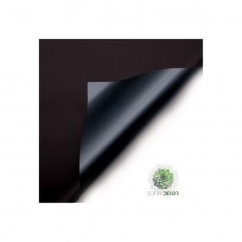 Csomagoló 58*58cm gyöngyház fekete (CSOMAG ÁR!)