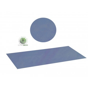Csomagoló 58*58cm átlátszó s.kék (CSOMAG ÁR!)