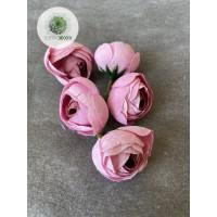 Boglárka fej 2-3cm rózsaszín (CSOMAG ÁR!)
