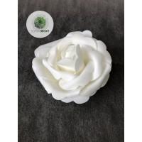 Polifoam rózsa fej 12-13cm (CSOMAG ÁR!) TÖBB SZÍNBEN!