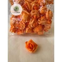 Polifoam rózsa fej 3-4cm (CSOMAG ÁR!)