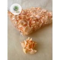 Polifoam rózsa fej csípett 5cm (CSOMAG ÁR!)