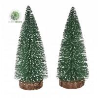 Fenyőfa havas 20cm S/2