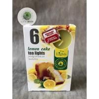 Illatmécses citromos süti 6db-os