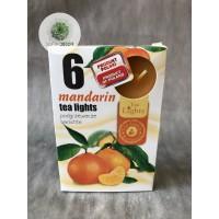 Illatmécses mandarin 6db-os