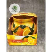 Illatpohár narancs