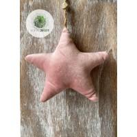Plüss csillag 13cm