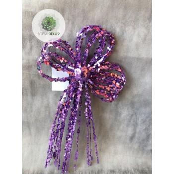 Masni flitteres lila