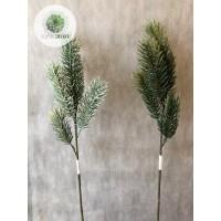 Fenyőág hamvas, zöld 48cm