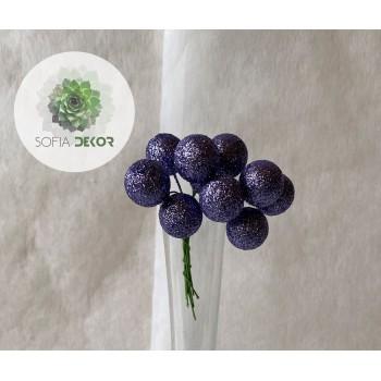 Bogyós pick x10 lila
