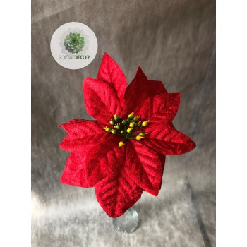 Mikulásvirág piros 45cm