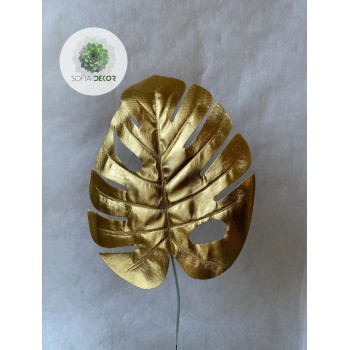 Philo levél arany 40cm