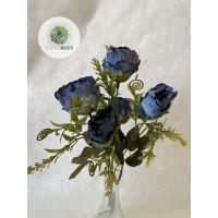 Rózsa csokor x5 (TÖBB SZÍNBEN!)