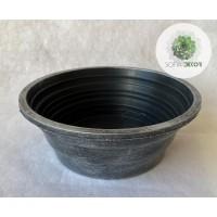Műa.tál antikolt ezüst D20cm