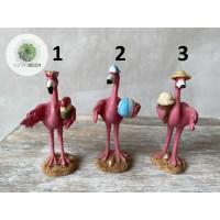 Flamingó 8,5cm