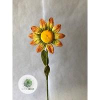 Papír virág margaréta (TÖBB SZÍNBEN!)
