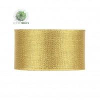 Szalag csillogós arany 50mm*90m