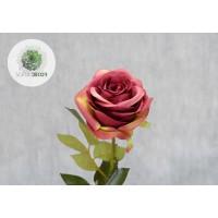 Rózsa félnyílt 67cm