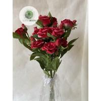 Rózsa köteg x10 (TÖBB SZÍNBEN!)