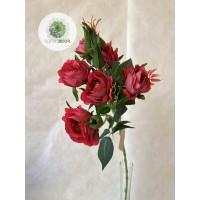 Rózsaág 55cm (TÖBB SZÍNBEN!)