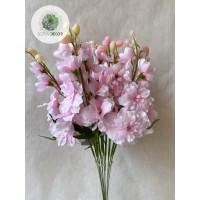 Viola pick 45cm rózsaszín, krém, lila (db ár!)  (CSAK KÖTEGRE RENDELHETŐ!)
