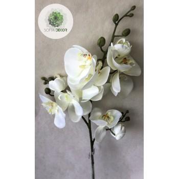 Orchidea szálas 76cm (TÖBB SZÍNBEN!)