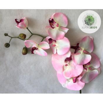Orchidea szálas 95cm (TÖBB SZÍNBEN!)