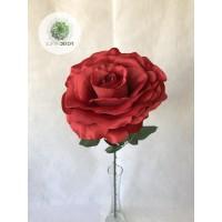 Szálas rózsa 72cm (TÖBB SZÍNBEN!)