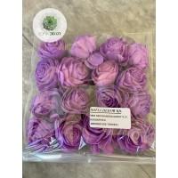Ming rózsa 6cm levendula lila