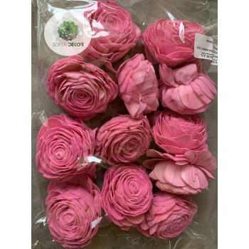Ming rózsa 8cm rózsaszín