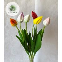 Tulipán szálas 47cm