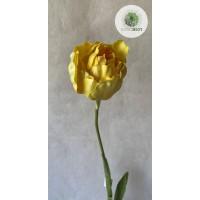 Tulipán szálas 85cm (TÖBB SZÍNBEN!)