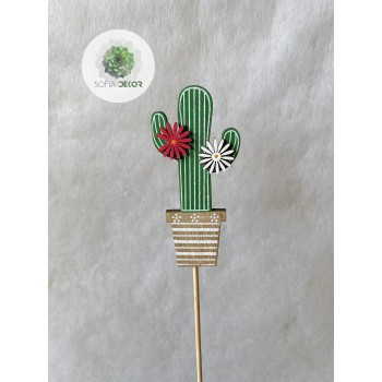 Fa kaktusz pálcás
