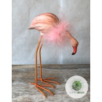 Flamingó 15cm