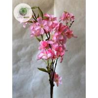 Virágos ág rózsaszín, fehér
