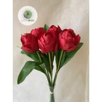 Tulipán kötegelt csokor x7 (TÖBB SZÍNBEN!)