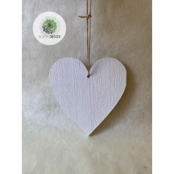 Fa szív 15cm