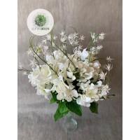 Hortenzia pick x12 fehér (CSOMAG ÁR!)