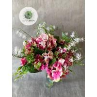 Hortenzia pick x12 pink (CSOMAG ÁR!)